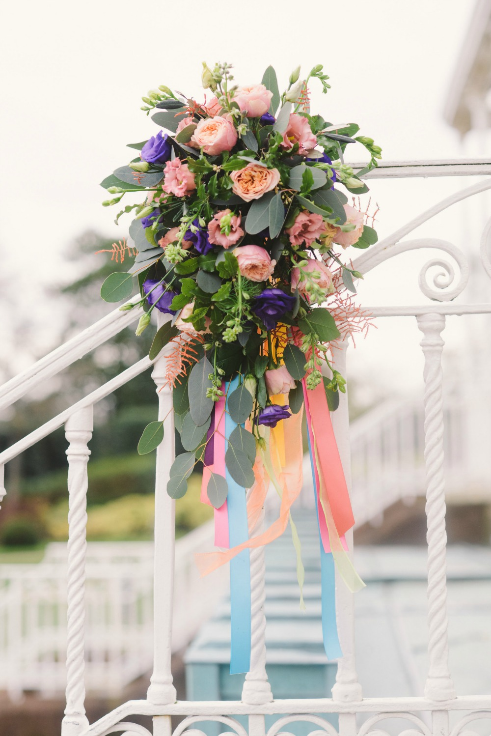 bright wedding bouquet with ribbon.jpg