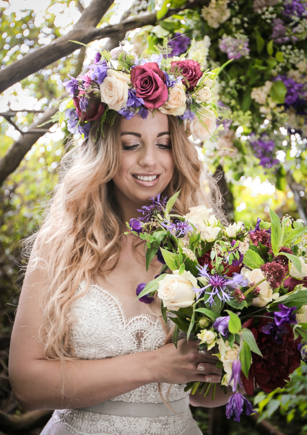 boho bride with floral crown.jpg