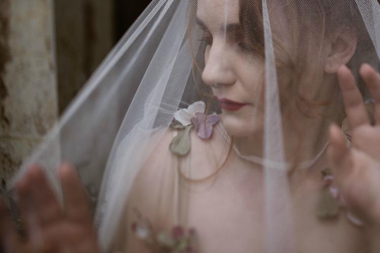 Agnes Black Liverpool wedding photographer flower wedding veil.jpg