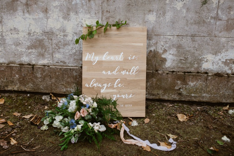 Agnes Black Liverpool wedding photographer wedding sign.jpg