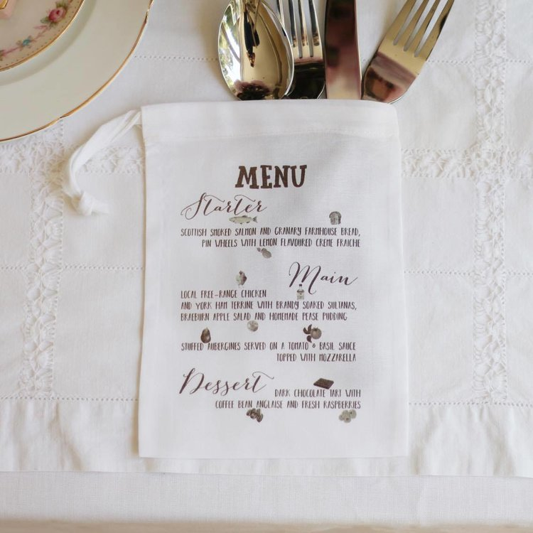 Personalised printed menu bag.jpg