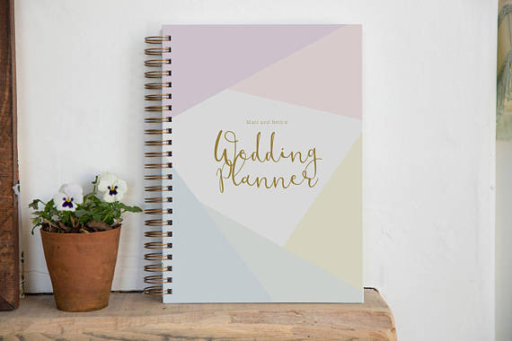 Wedding Planner | Unique Planner Shop