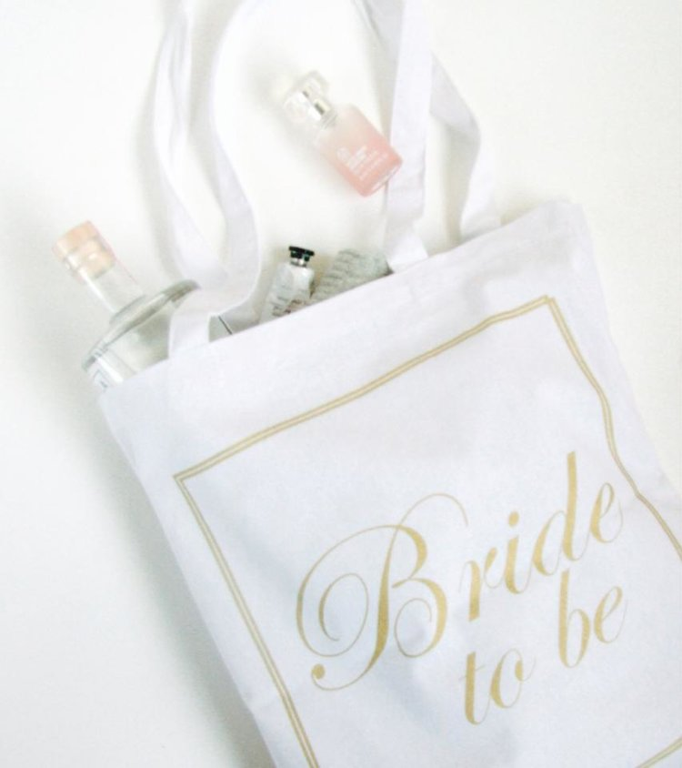 Bride To Be Tote Bag |  Team Hen