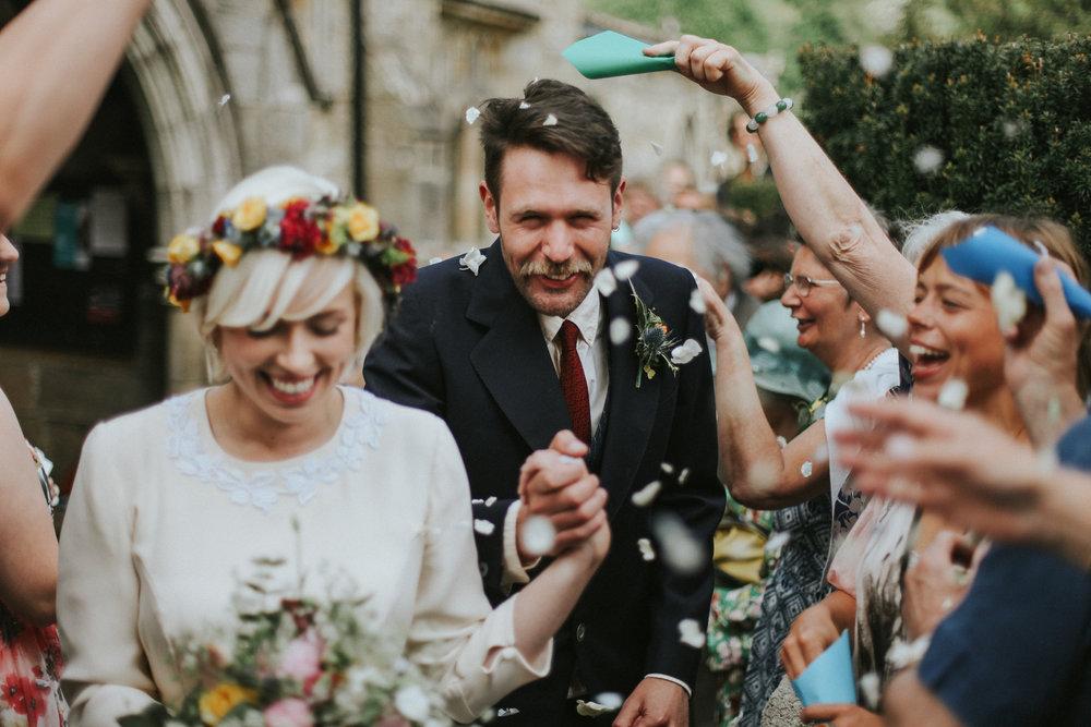 Rustic Village Hall Wedding Fox & Owl Wedding Photography
