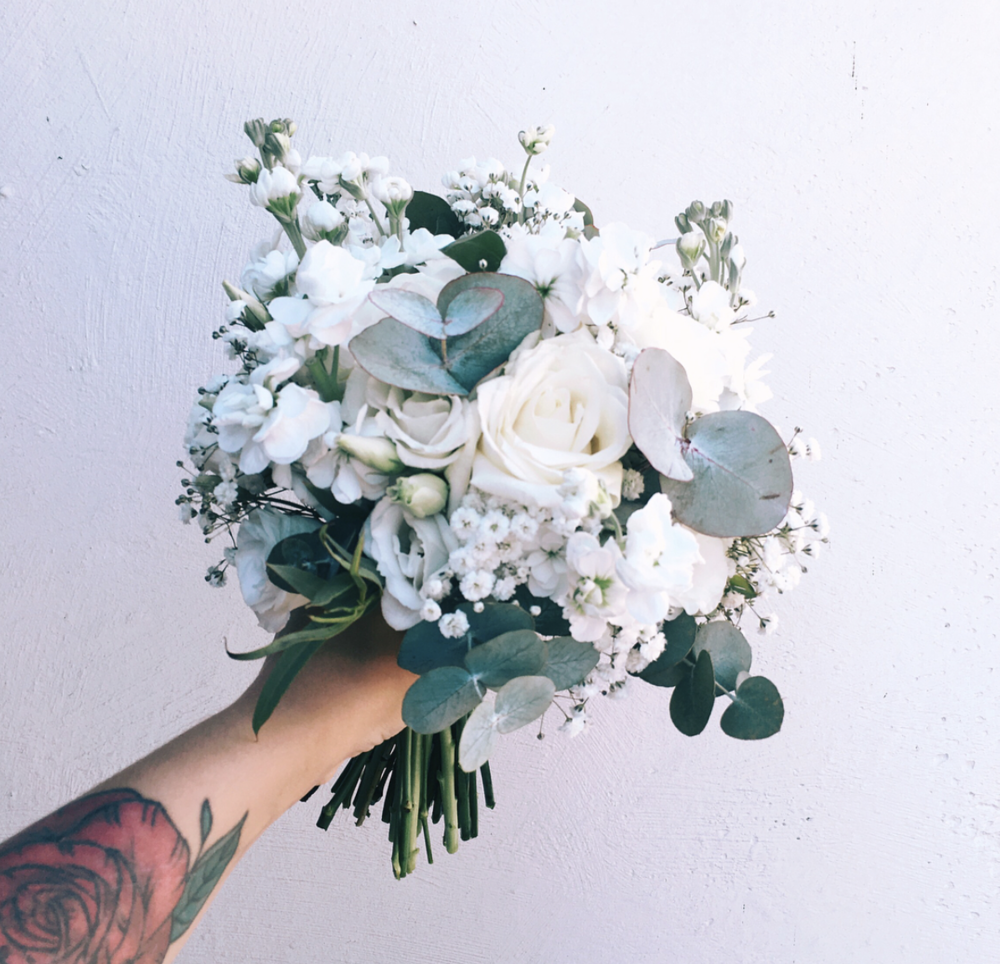 Arrangement by The Flower Arranger