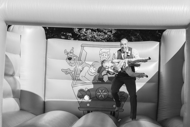 wedding bouncy castle.JPG