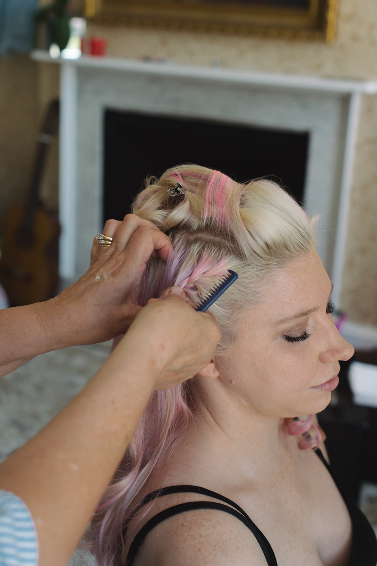 Pink WEdding Hair.JPG