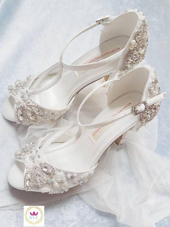Beaded WEdding Shoes Vintage.JPG