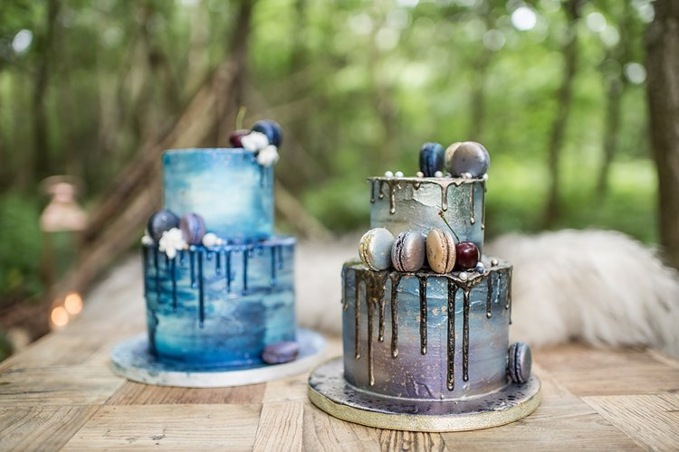 Starry Sky Watercolour Wedding Cake 0149.jpg