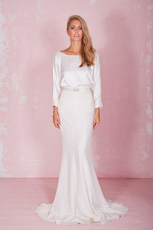 FLossie Top Petal Skirt Belle and Bunty Bridal Separates.jpg
