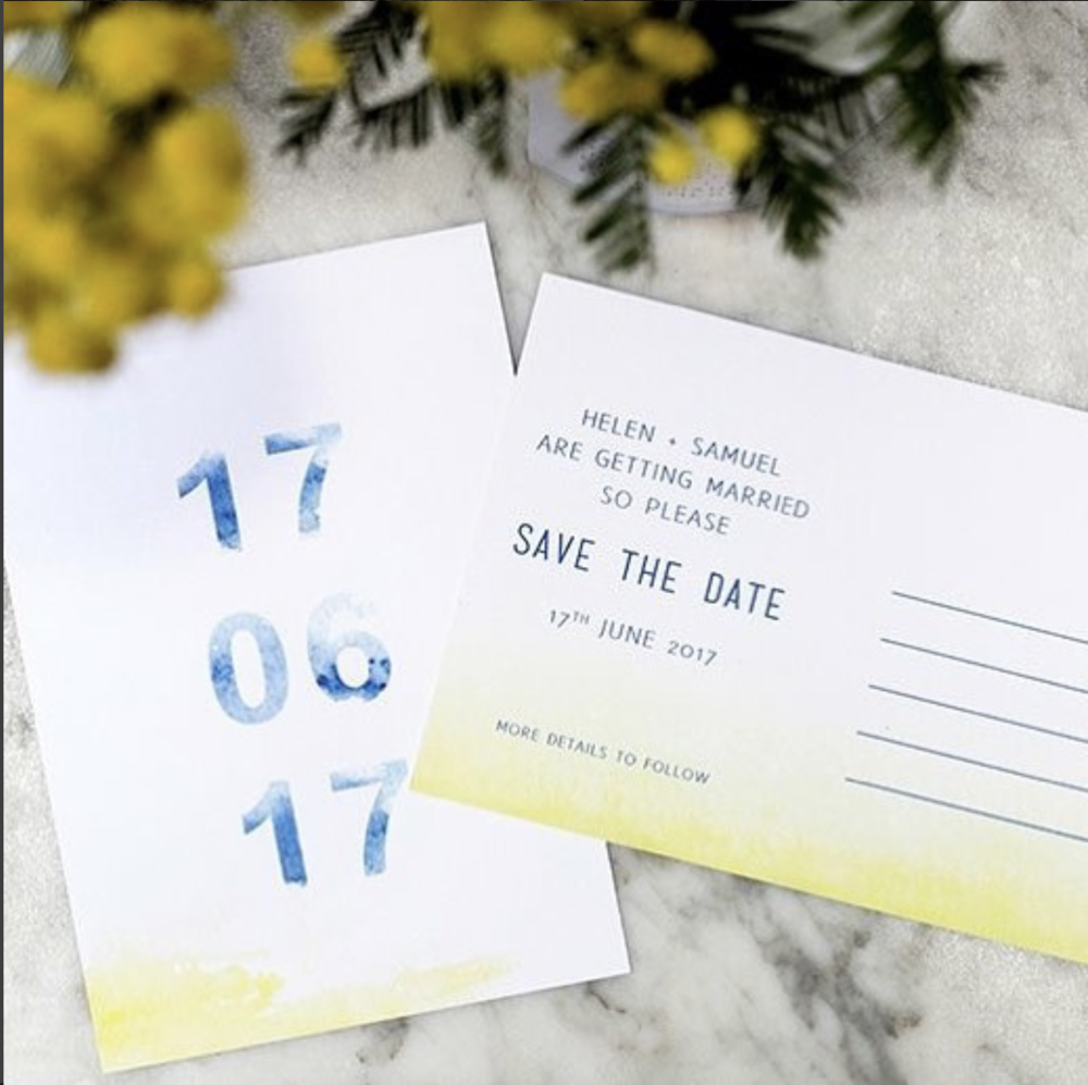 Boho dip dye yellow wedding stationery1.53.png