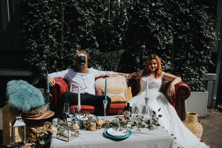 Relaxed Outdoor Boho Urban Wedding1.jpg