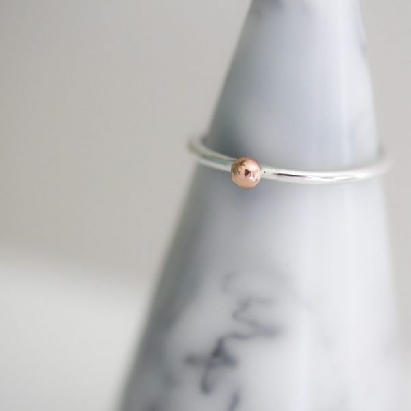 The Little Comet Ring  | £65.00