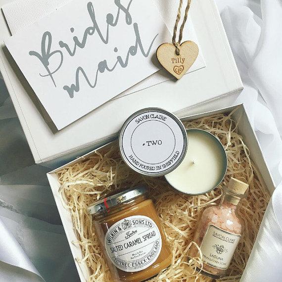 Bridesmaid Gift Box  | From £26.00