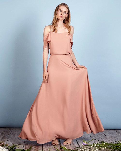 Top   The Marrakech     Long Skirt    £95.00