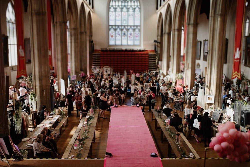 A Most Curious Wedding Fair, Norwich 2017. By  Camilla Andrea