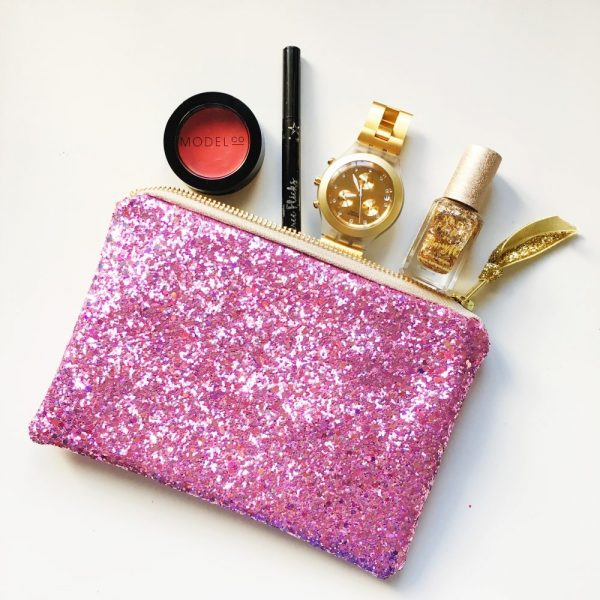 Sparkly Clutch Available In Custom Colours | Threaded | £16.00