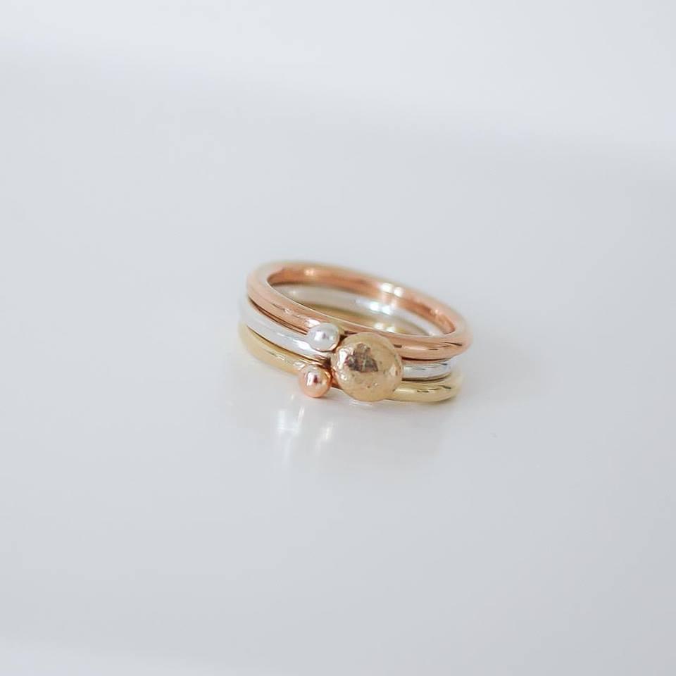 The Callisto Ring | £75.50 |  The Little Comet Ring | £70.50 | When Caitie Met Soda