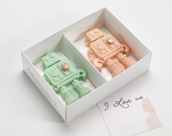 Chocolate Robots Wedding Favours.jpg