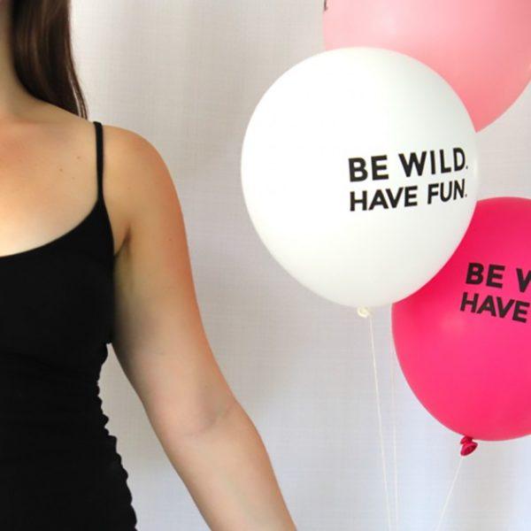 Be Wild Balloons | Team Hen | On Sale (Were £6.00) Now £3.00
