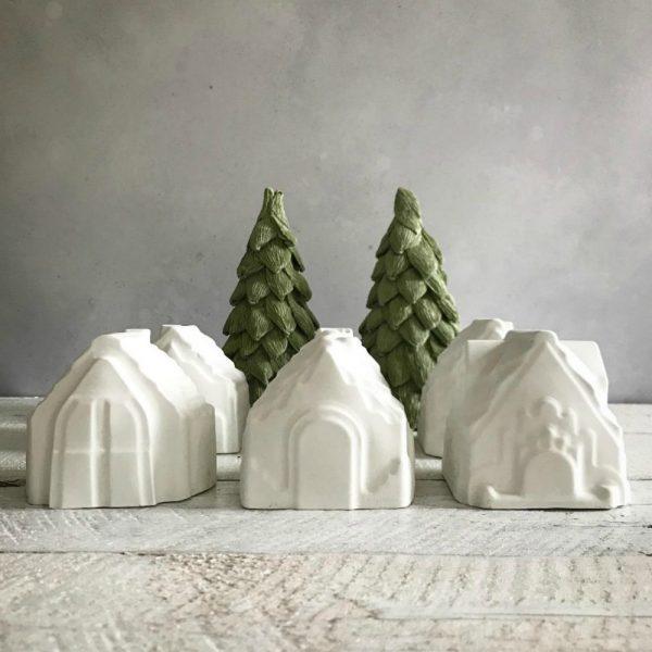 Mini Concrete House | £4.99
