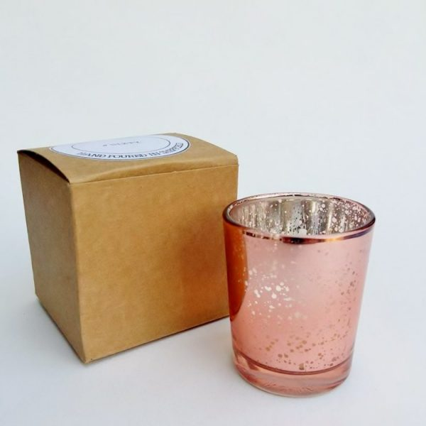 Rose Gold Candle | £5.25