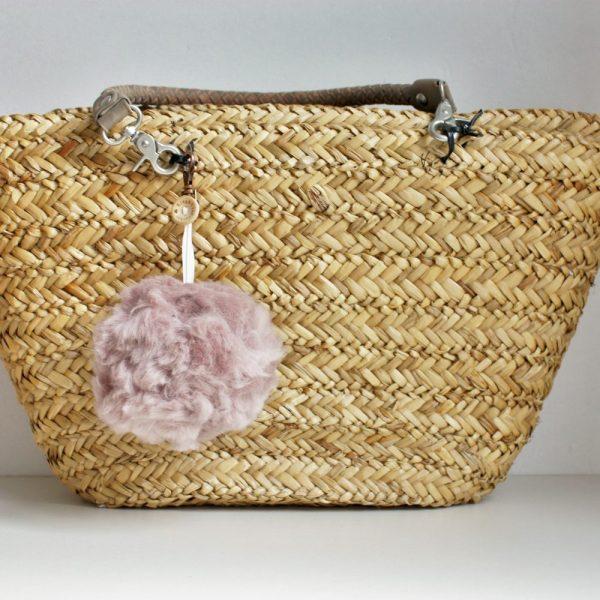 Merino Pom Pom Bag Charm | £10.00