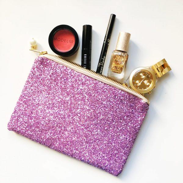 Pink Sparkle Clutch | £16.00