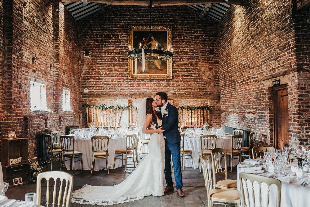 Meols Hall Wedding Rustic