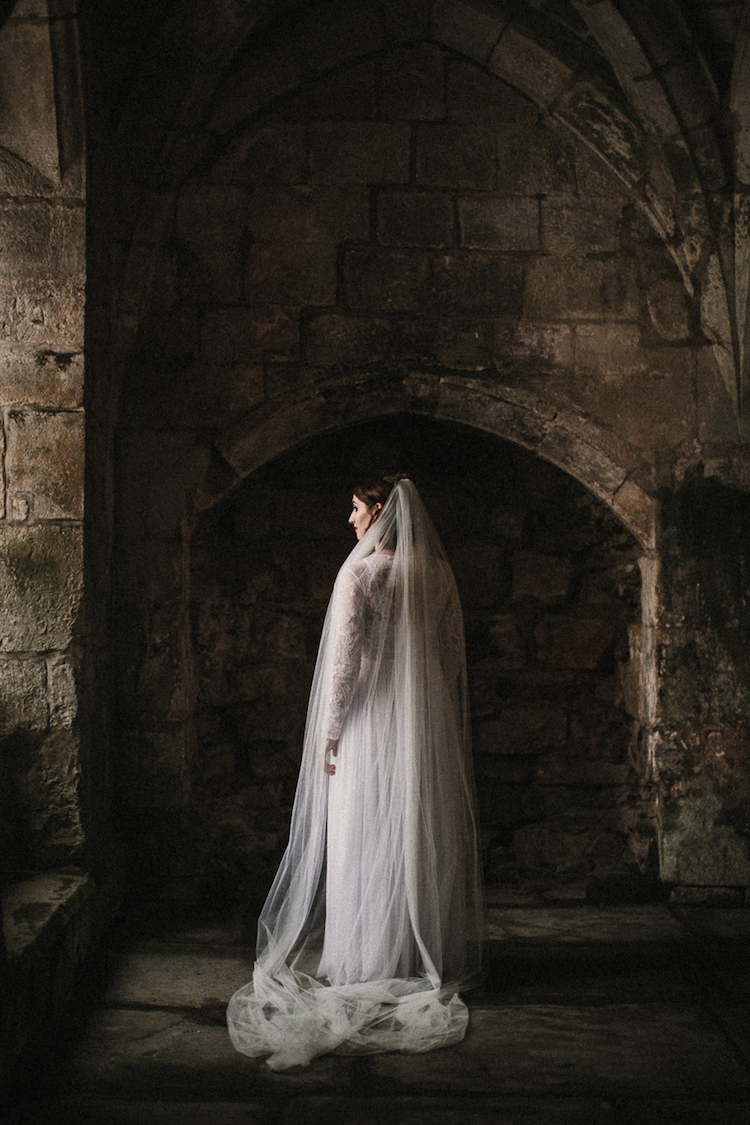 And so to Wed - Valle Crucis Abbey - Avonné Photography14.jpg