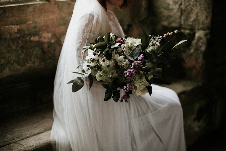 And so to Wed - Valle Crucis Abbey - Avonné Photography26.jpg