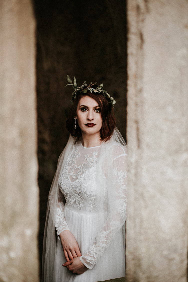 And so to Wed - Valle Crucis Abbey - Avonné Photography29.jpg