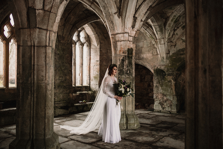 And so to Wed - Valle Crucis Abbey - Avonné Photography34.jpg