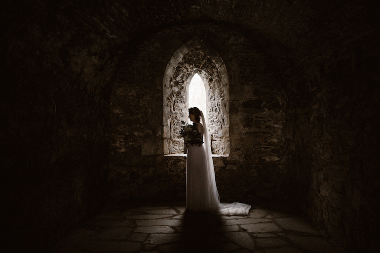 And so to Wed - Valle Crucis Abbey - Avonné Photography38.jpg