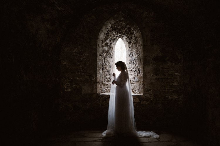 And so to Wed - Valle Crucis Abbey - Avonné Photography39.jpg