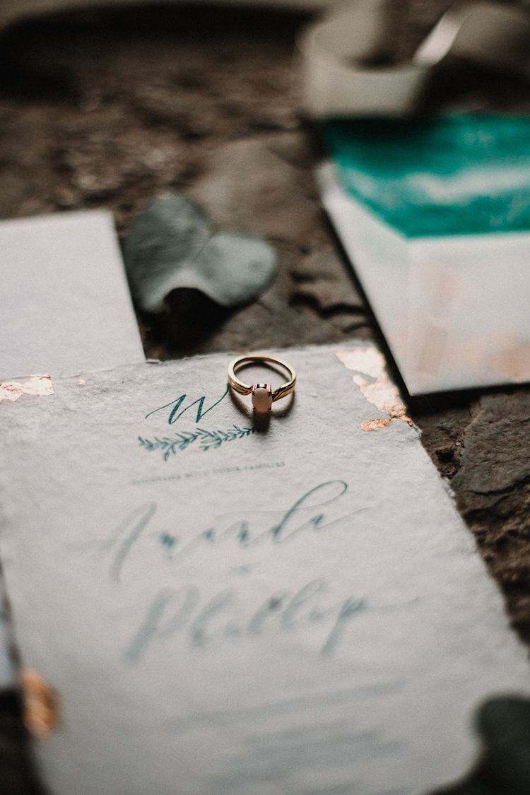 And so to Wed - Valle Crucis Abbey - Avonné Photography45.jpg