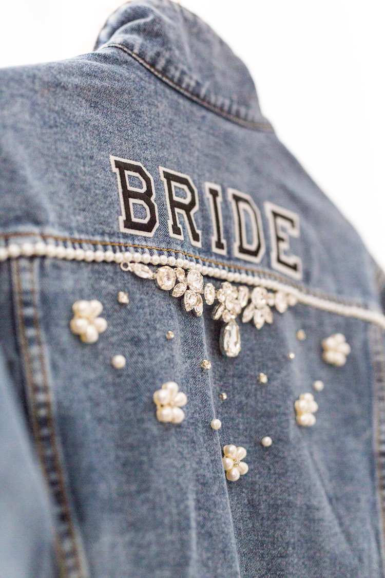 And so to Wed - Beespoke - Bride Denim Jacket17.jpg