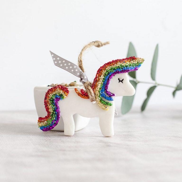 Unicorn ||  Kirstys Handmade Keepsakes