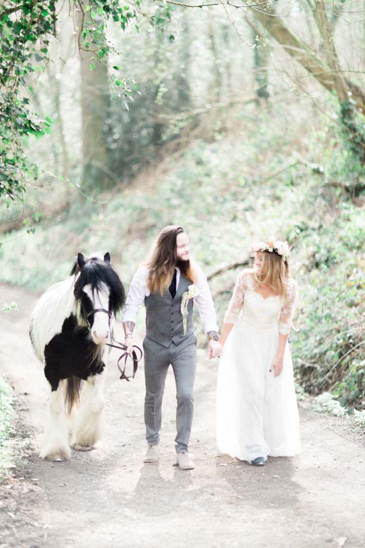 And so to Wed - Woodland Wedding Shoot - Gilly Page3.jpg