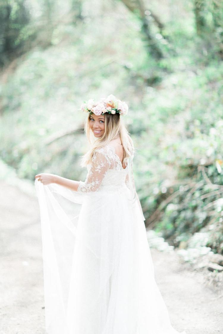 And so to Wed - Woodland Wedding Shoot - Gilly Page4.jpg
