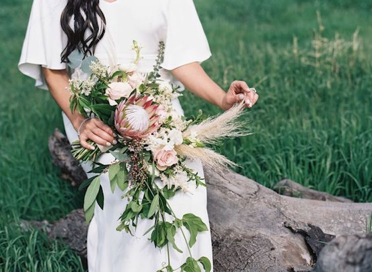Photography by  Braedon Flynn Photography , Design  Lady Liberty Events ,Florals  Stella Bloom Designs Via:  Green Wedding Shoes