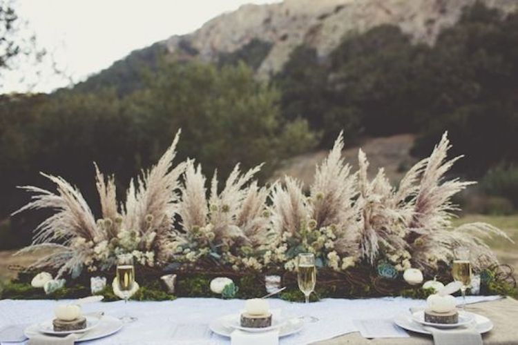 Design by  Ever After Registry , Photography by  Sarah Kathleen Photography  via  Ruffled