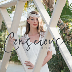 Specialising in fairly made gowns The Conscious Bride brings you artfully crafted gowns handmade with love from around the world for the inspired woman.