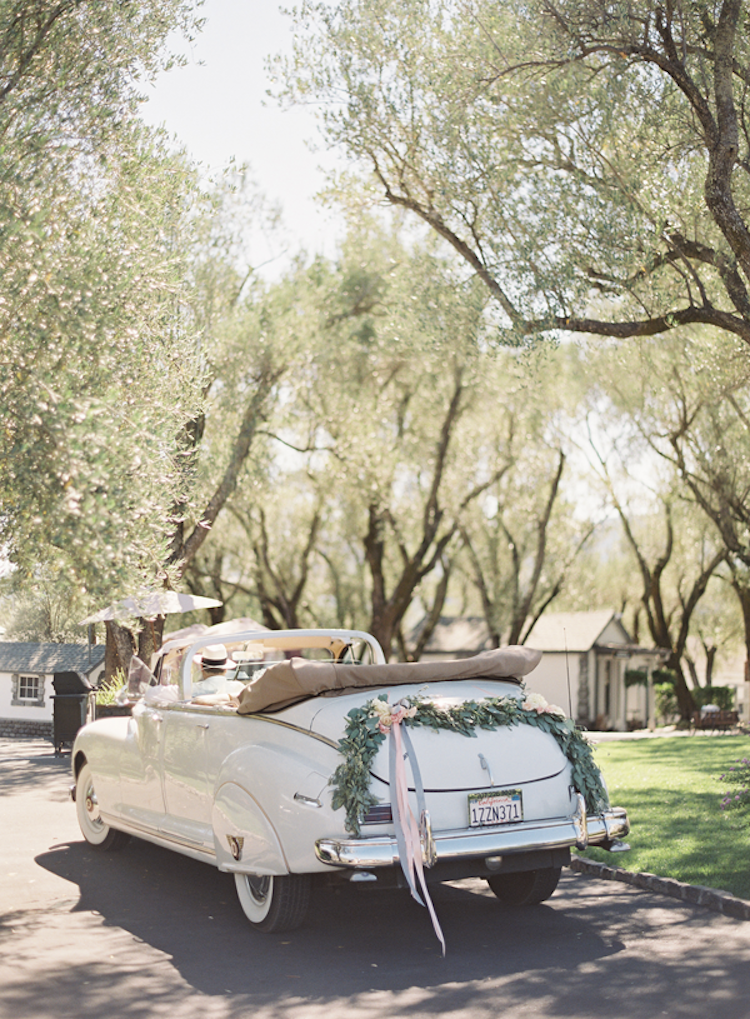 Classic Convertible Wine Tours   Rylee Hitchner Photography  via Once Wed