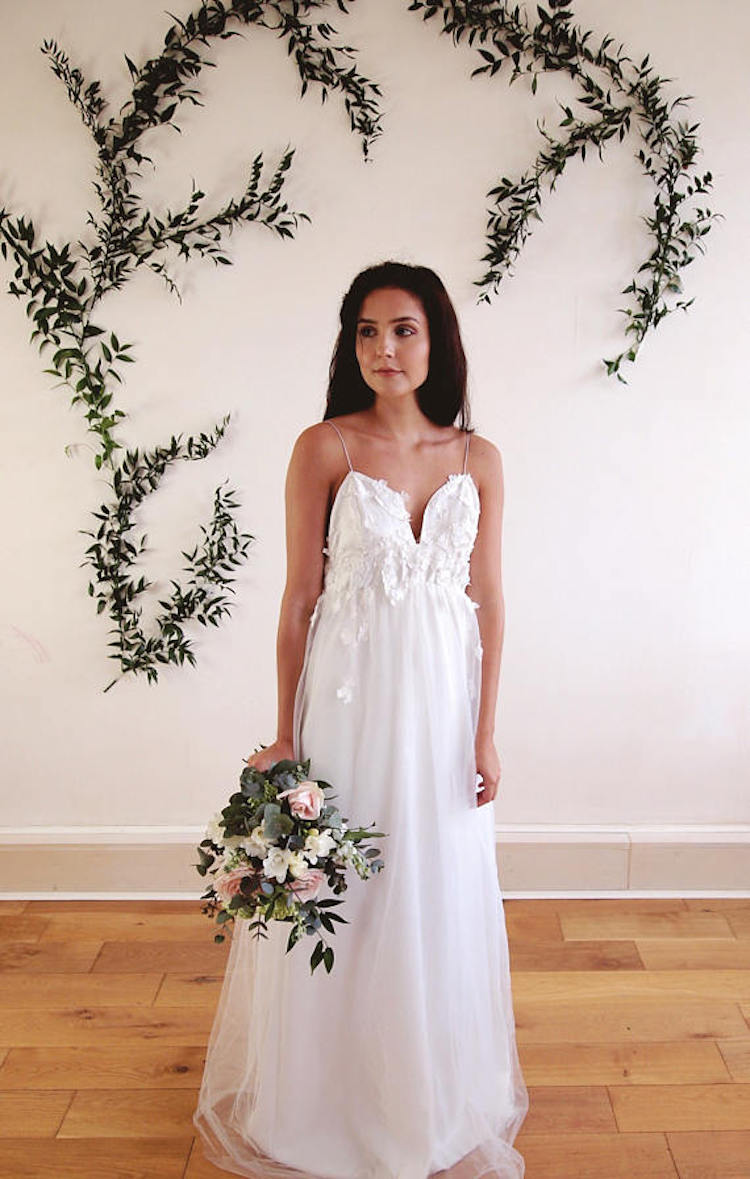 Elektra dress by This Modern Love Bridal
