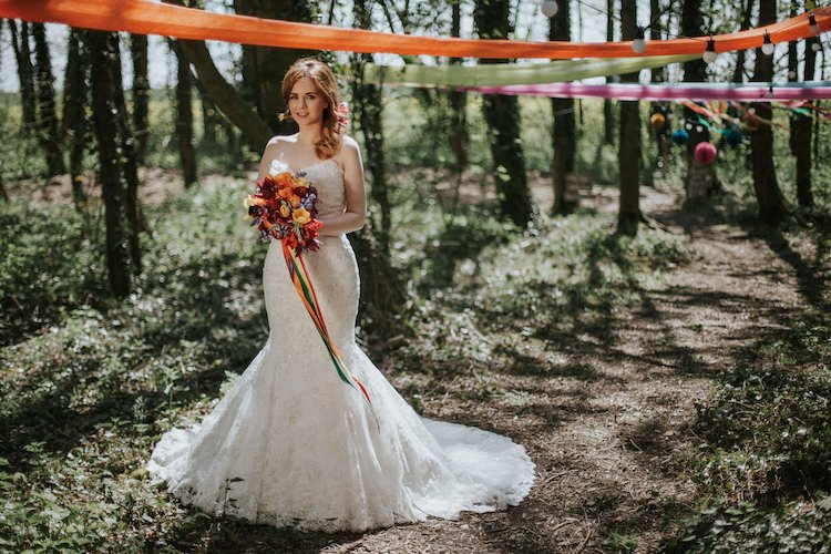 And so to Wed - Woodland festival bride - Fox and Owl Photography4.jpg