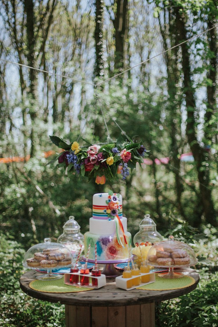 And so to Wed - Woodland festival bride - Fox and Owl Photography6.jpg