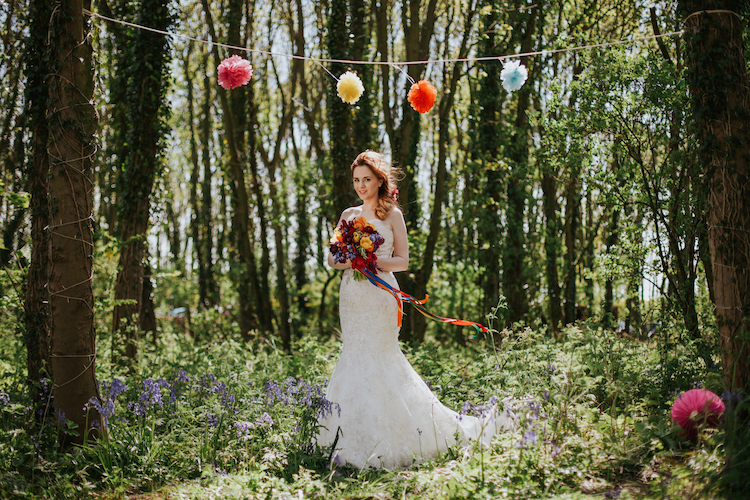 And so to Wed - Woodland festival bride - Fox and Owl Photography57.jpg