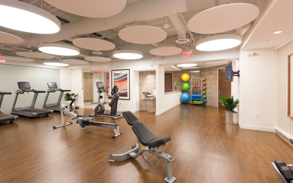 1650 Tysons Boulevard Fitness Center