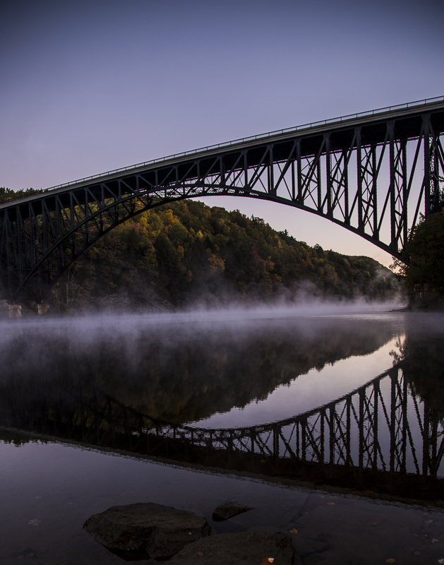 French King Bridge, Turners Falls, MA